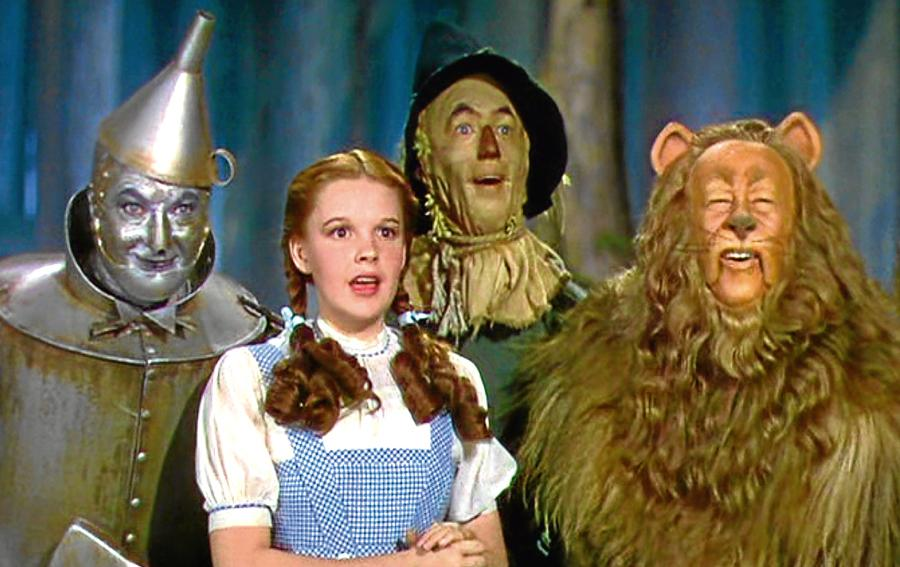 The Wizard of Oz film